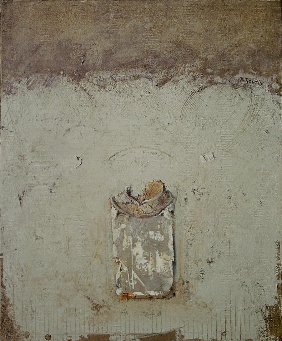 canette laminée HST 38x46cm 2010