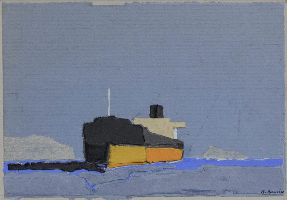 cargo collage 13x19 cm 2010